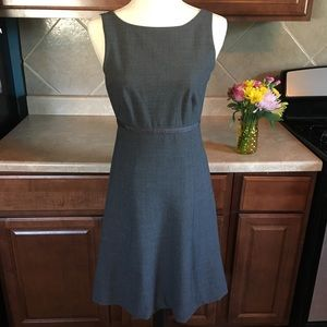 GAP Sleeveless Stretch dress size 2 Gray